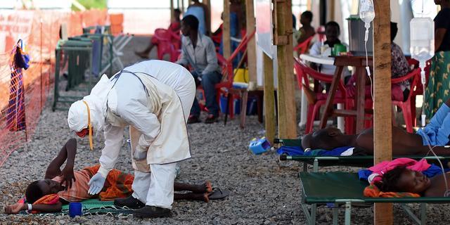 'West-Afrika niet voor eind dit jaar ebolavrij'