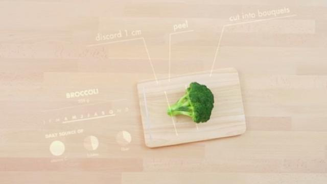 Uitschuifbaar Werkblad Keuken : Ikea toont keuken van de toekomst met slim werkblad nu het