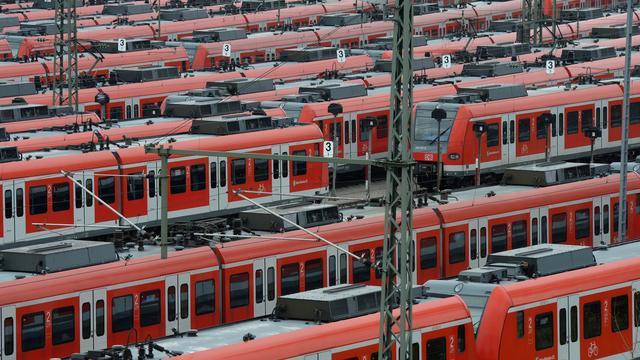 Nog één poging nieuwe Duitse spoorwegstaking te voorkomen