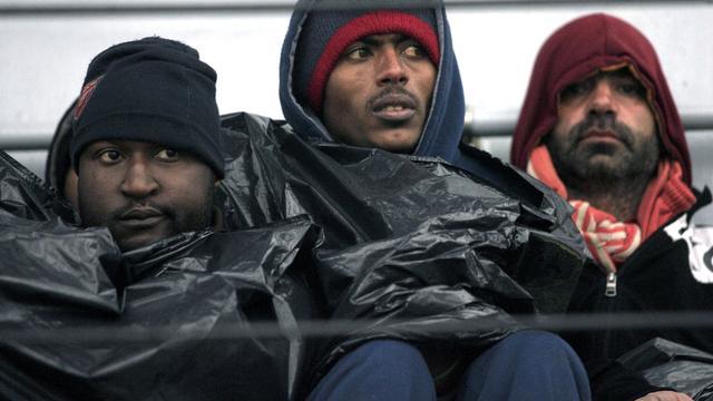 Libische kustwacht stuurt vluchtelingen terug