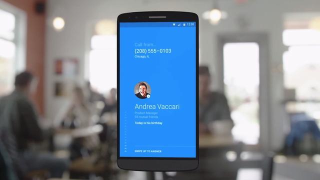 Facebook lanceert telefoon-app Hello voor Android