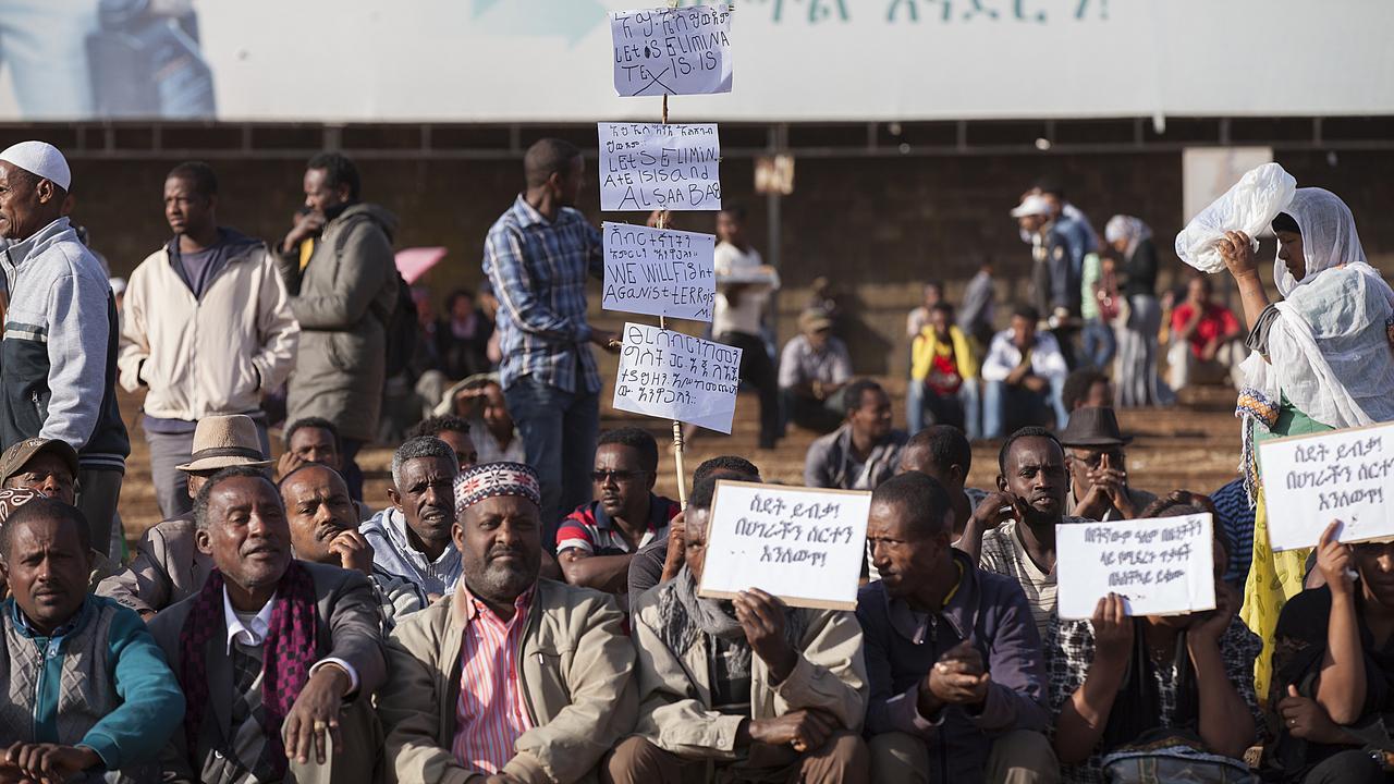 Demonstraties zorgen voor onrust in Ethiopië