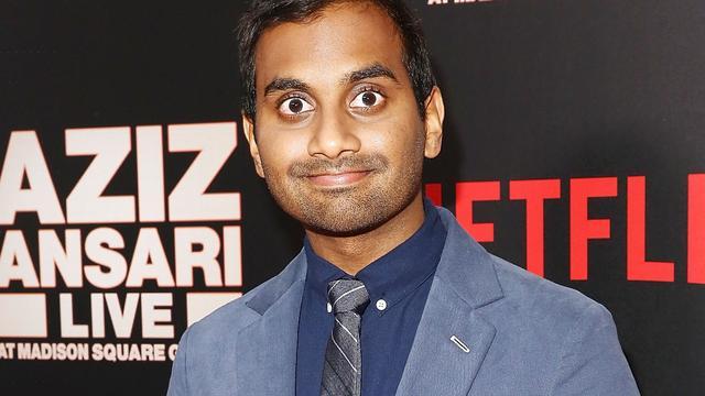 'Komiek Aziz Ansari is weer vrijgezel'