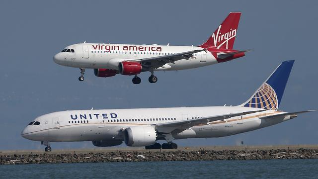 Goedkopere brandstof levert United Airlines meer winst op