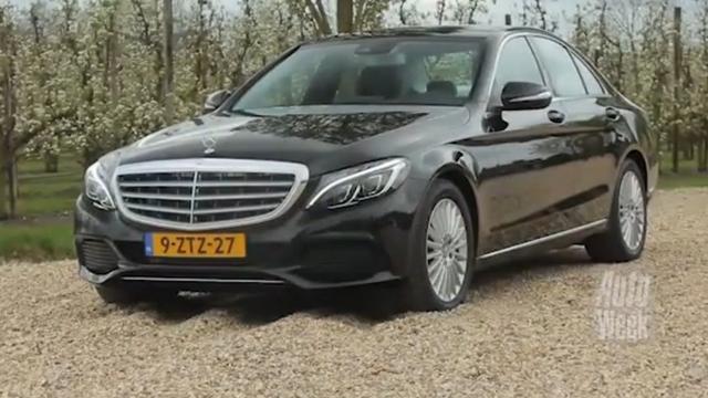Beste kwartaal ooit voor Mercedes-Benz