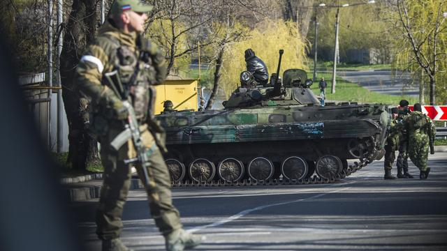 'Onweerlegbaar bewijs voor Russische betrokkenheid Oekraïne'