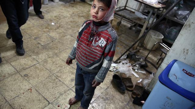 62 miljoen euro beschikbaar voor onderwijs Syrische kinderen