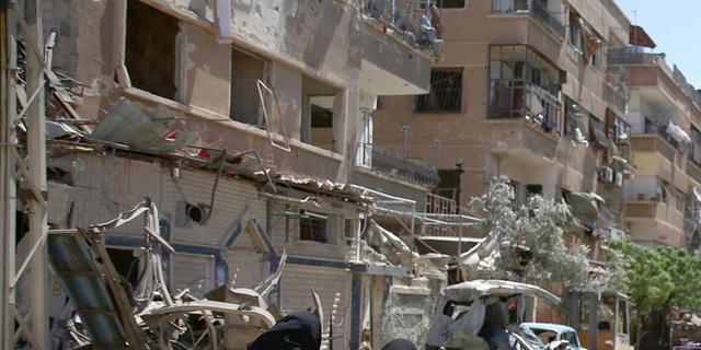 EU hoopt op invloed Iran op conflict Syrië