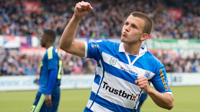 FC Groningen legt Drost voor vier jaar vast
