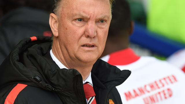 Van Gaal bevestigt dat hij nog een spits wil halen naar United