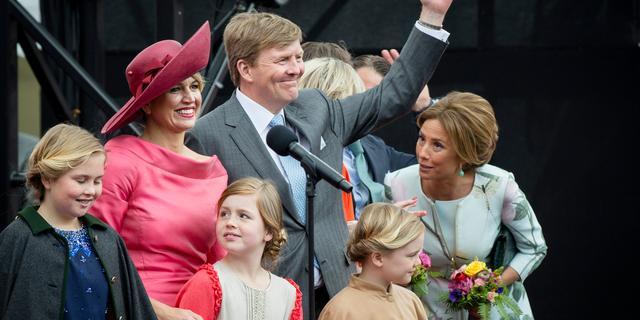 'Politieke partijen willen dat monarchie blijft'