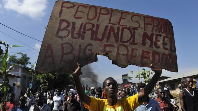 Wat gaat er mis in Burundi?