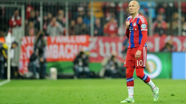 'Robben is beste voetballer van de Bundesliga'