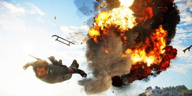 Just Cause 3 niet full-hd op Xbox One