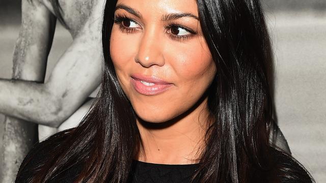 'Kourtney Kardashian wil kinderen alleen opvoeden'