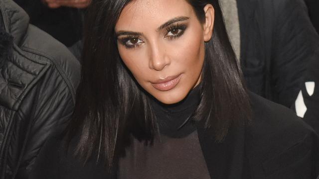 'Kim Kardashian en Kanye West krijgen een tweeling'