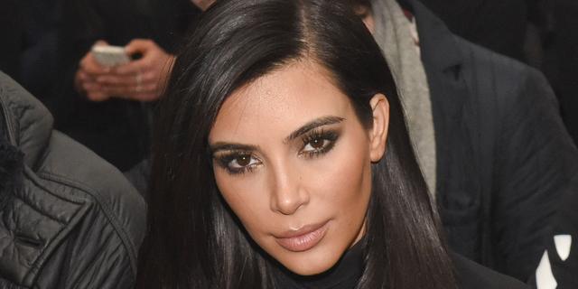 Kritiek op gewicht raakte Kim Kardashian