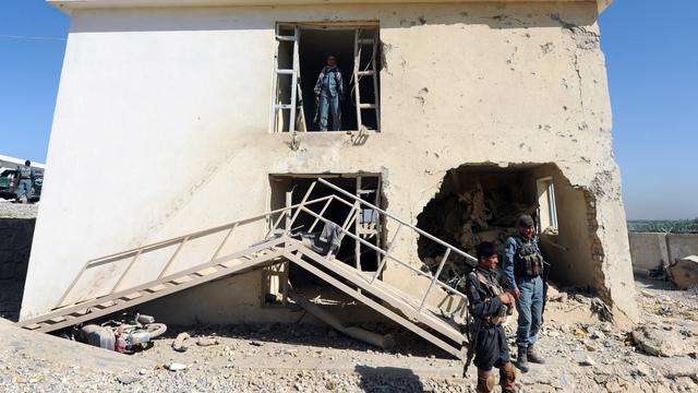 'Tientallen doden bij aardverschuiving Afghanistan'