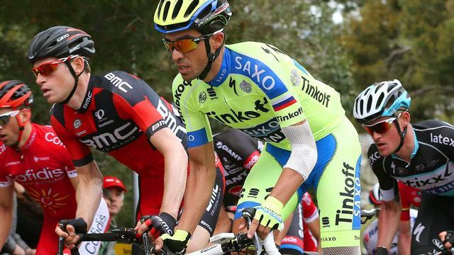 Contador ziet zestiende rit in Giro als 'sleuteletappe'
