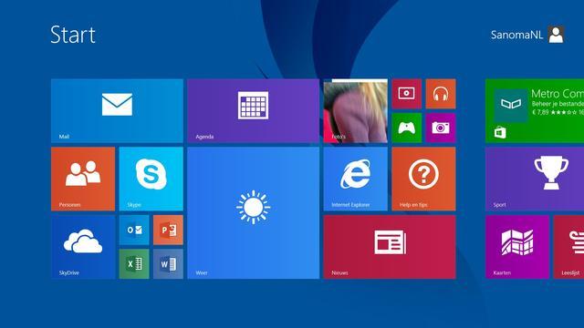 Eerste indruk: Vertrouwd Windows 10 met startmenu en ...