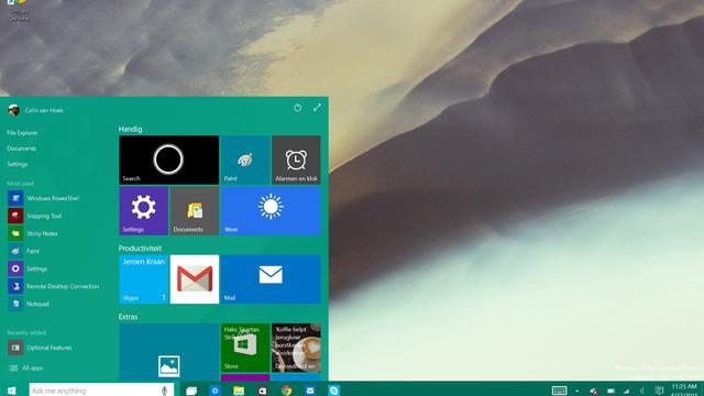 Microsoft wil Android- en iOS-apps eenvoudig overzetten naar Windows 10