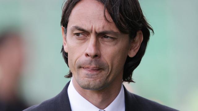 Filippo Inzaghi vervolgt trainersloopbaan bij Bologna