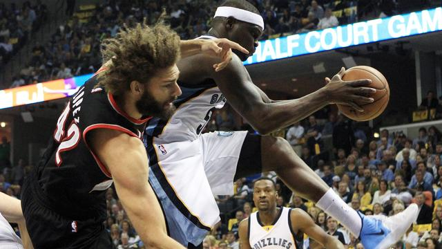 Grizzlies schakelen Trail Blazers uit in play-offs