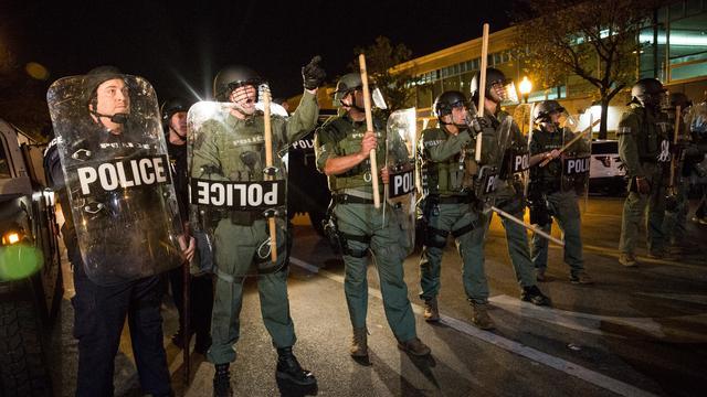 Onderzoek naar politiegeweld in Baltimore