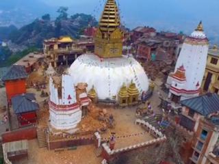 Zeker veertig dorpen geheel of bijna geheel vernietigd