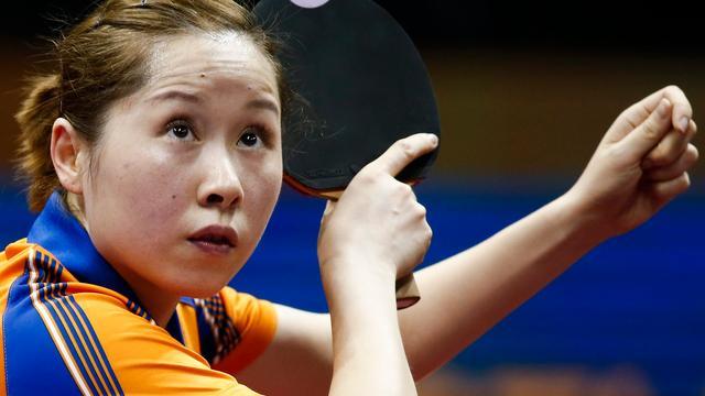 Li Jie bereikt eenvoudig kwartfinales bij EK tafeltennis