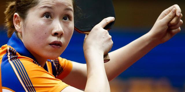 Tafeltenissters naar kwartfinale op Europese Spelen