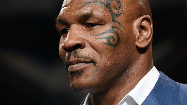 Mike Tyson speelt gedetineerde in vechtfilm