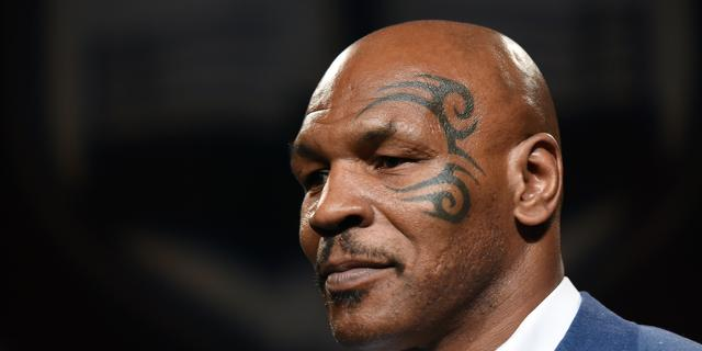 Mike Tyson speelt gedetineerde in vechtfilm