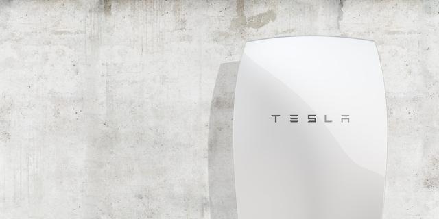 Eneco gaat thuis-accu van Tesla verkopen