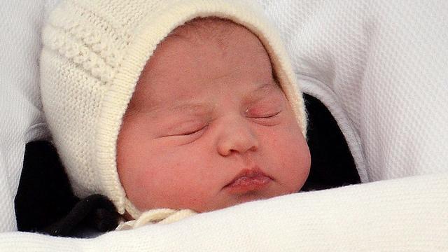 Prins Charles hoopt dat Charlotte op hem let als hij oud is