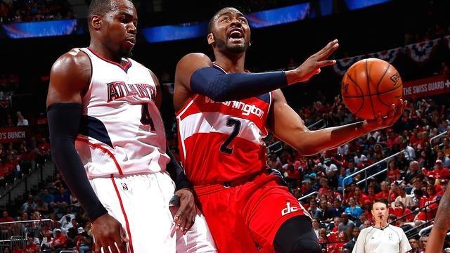 Wizards verrassen Hawks, Warriors verslaan Grizzlies
