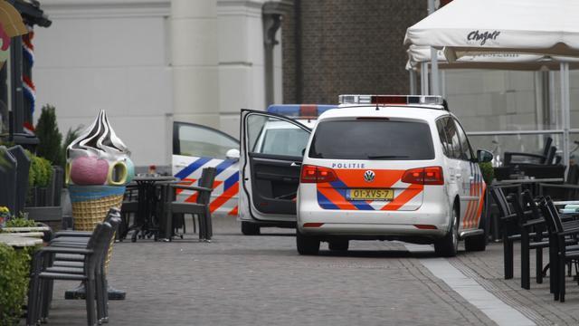 'Politie praatte kort voor schietpartij met schutter Roosendaal'