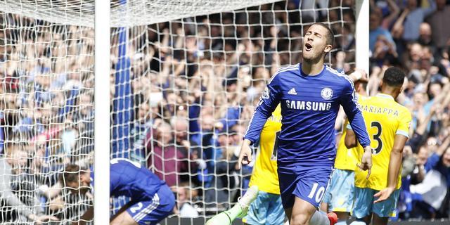Ook Engelse pers vindt Hazard speler van het jaar