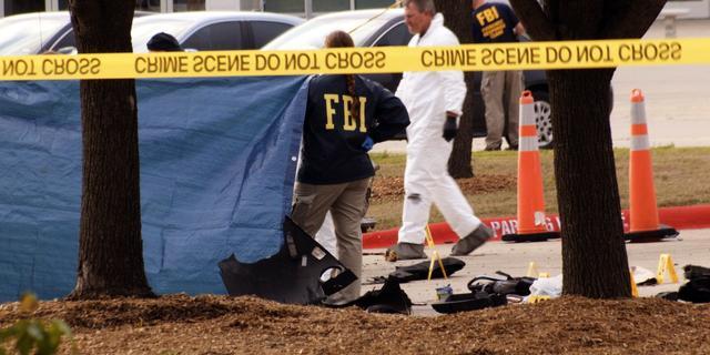 FBI wist van aanwezigheid schutter Texas