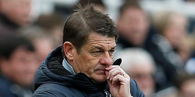 Newcastle United bevestigt vertrekt interim-trainer Carver