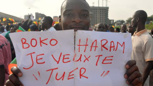 VS en Nigeria strijden samen tegen Boko Haram