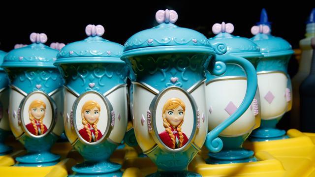 Walt Disney sluit 60-jarig jubileum af met recordwinst