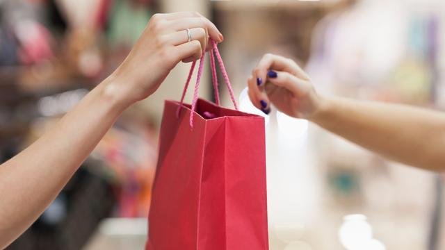 Stemming van consumenten minder positief in december