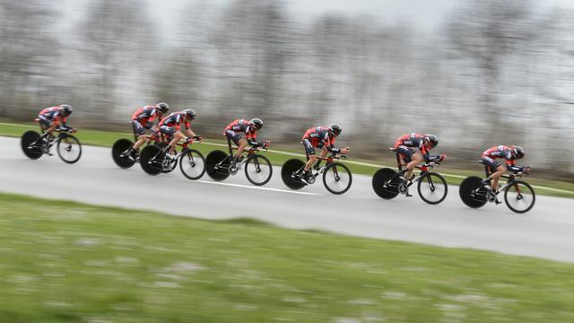 BMC hoopt op top vijf in Giro met Damiano Caruso