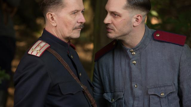 Filmrecensie: Child 44 - Daniel Espinosa