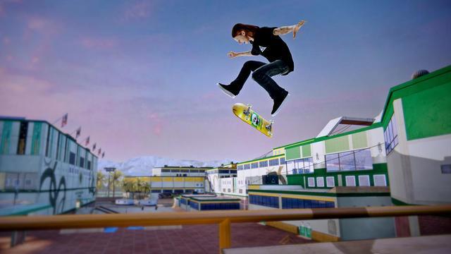 Tony Hawk's Pro Skater 5 officieel aangekondigd