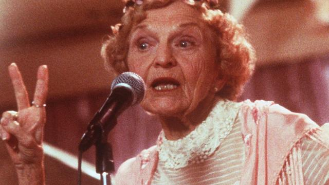 The Wedding Singer-actrice Ellen Albertini Dow (101) overleden