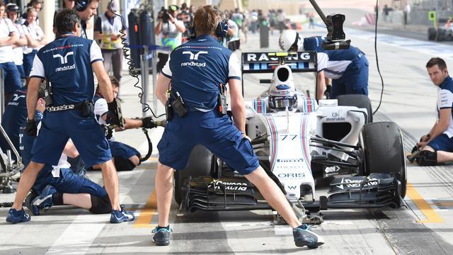 Williams onaangenaam verrast door sterke seizoensstart Ferrari