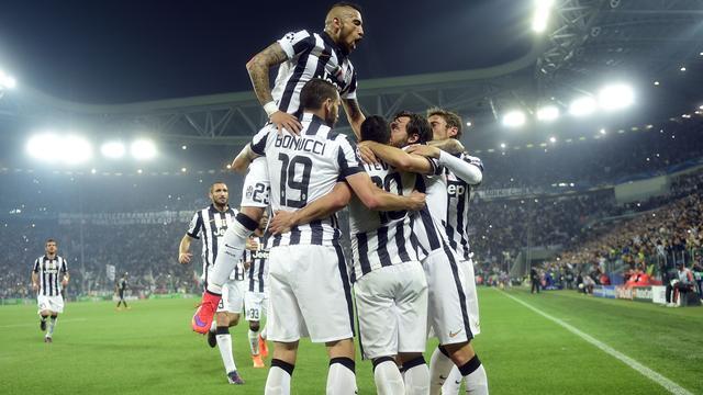 Juventus wint eerste halve finale Champions League van Real