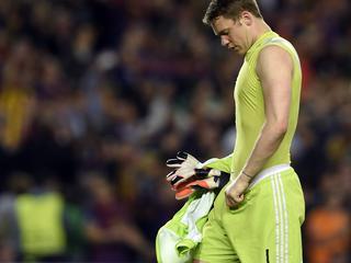 Duitse kampioen met 3-0 onderuit bij FC Barcelona